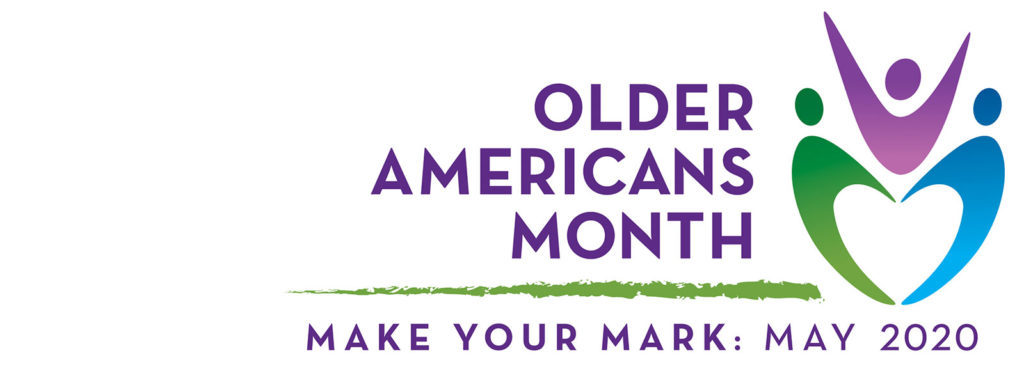Celebrating National Older Americans Month.